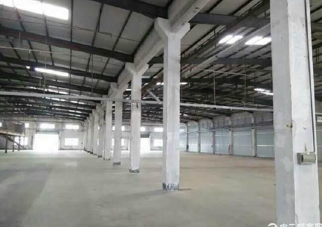 标准物流仓库8500,靠公明,仅租20块可分租!8米高