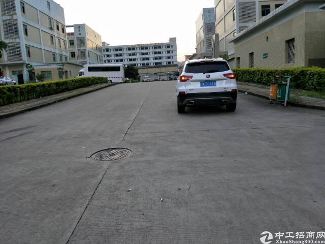 龙岗爱联独院厂房1-4层4800平方,每层1200平方