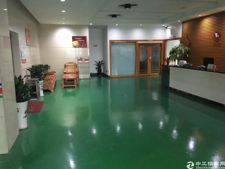 横岗永湖地铁站三楼精装修厂房出租-图2