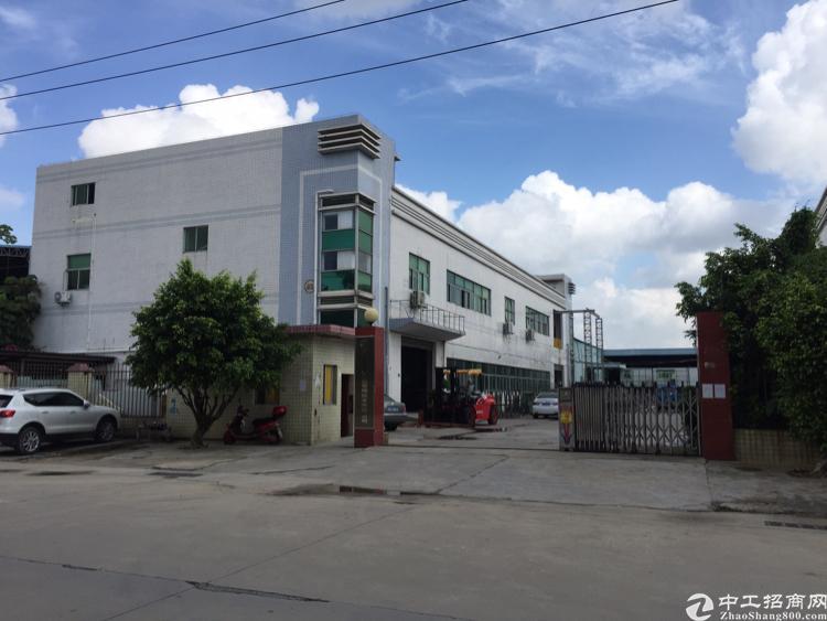 公明田寮4000平米独院厂房招租