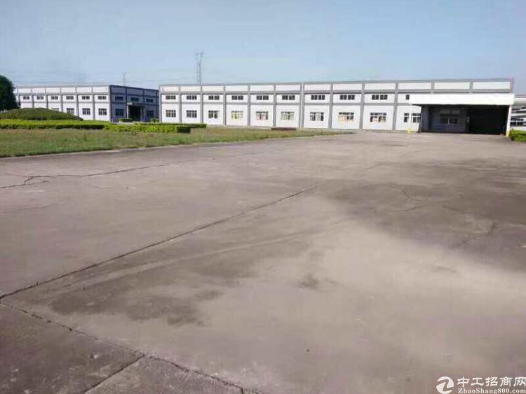 标准物流仓库8500,靠公明,仅租20块可分租!8米高-图2
