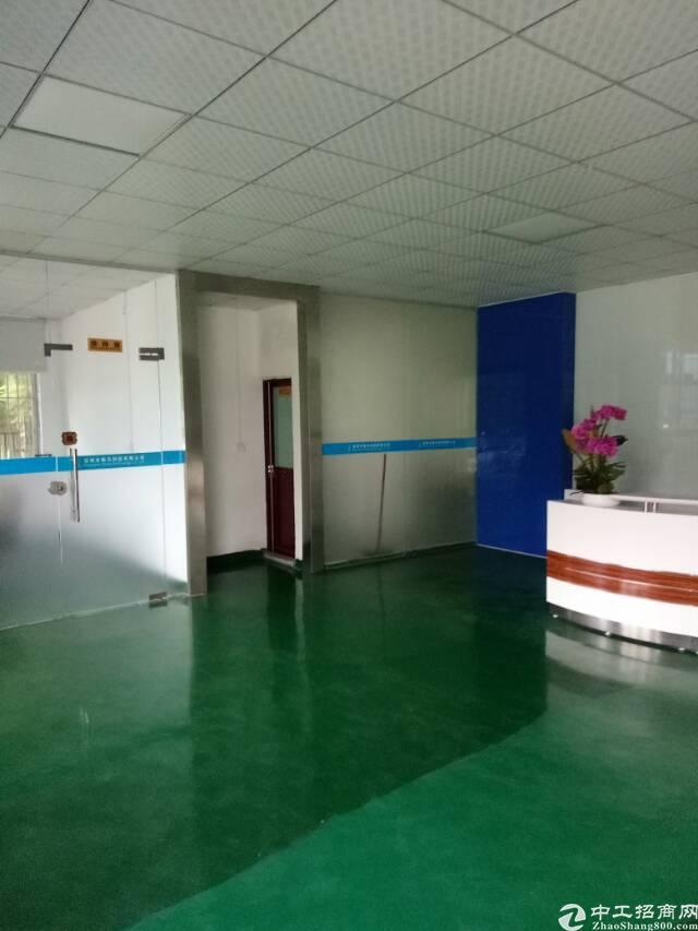 坑梓龙田社区一楼1460平方带牛角装修厂房招租-图4