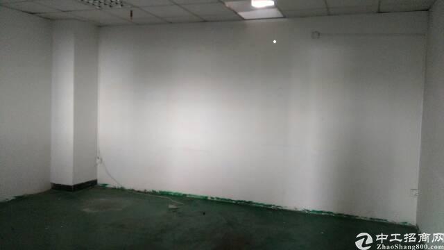 圳美楼上带办公室装修650小面积水电单位有消防喷淋-图3