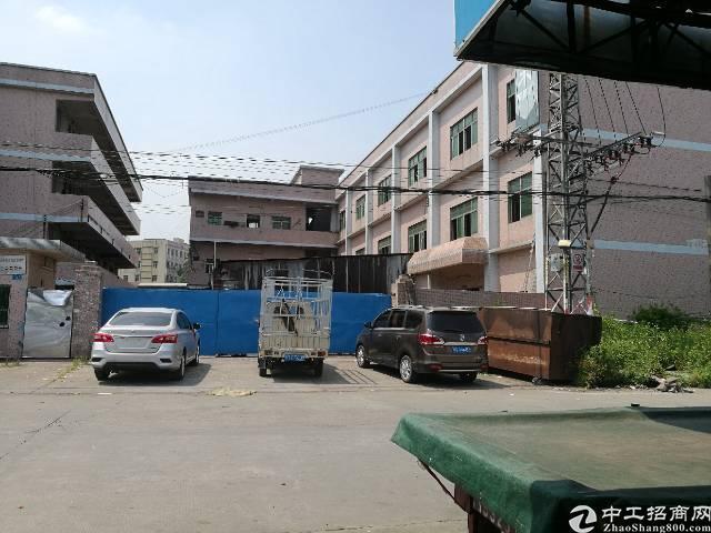 黄江靠公明独院厂房6800平方急出租