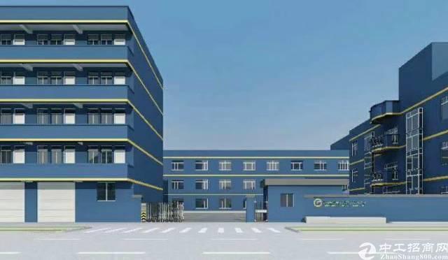 东莞横沥高端大气标准厂房盛大招租