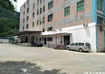 横岗地铁站工业园区仓库一楼2300平,层高8米,带卸货平台,图片1