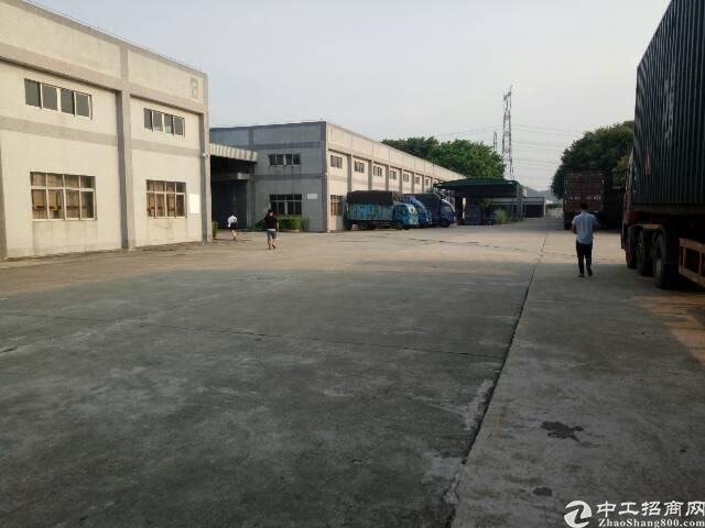 公明物流仓库招租-图3