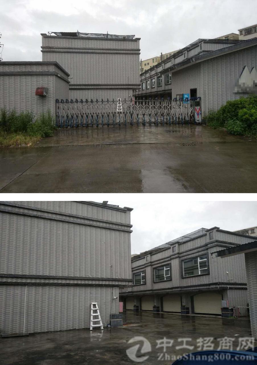 塘厦镇建筑 2800 ㎡租地合同商业厂房出售