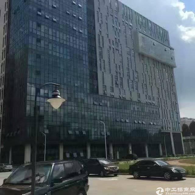 大浪福龙路旁新出高新科技园红本厂房6楼1750平
