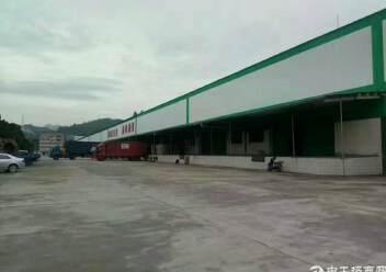 布吉坂田平湖20000平方米物流仓库招租可分租图片1