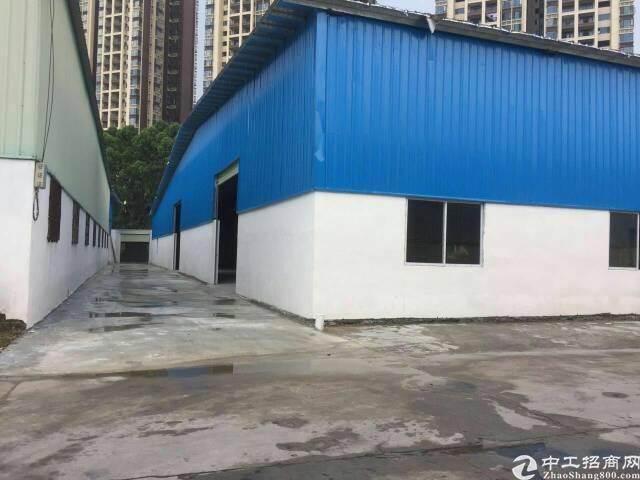 东城新出单一层铁皮房5000平方适合做小加工厂和仓库接受污