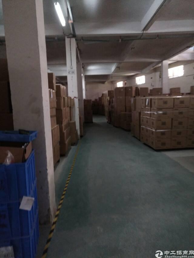村头一楼700平仓库出租5千平空地雨棚可进货柜