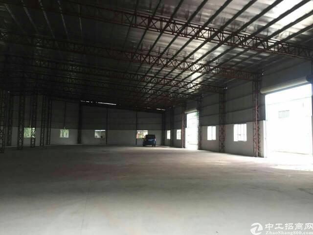 东城新出单一层铁皮房5000平方适合做小加工厂和仓库!接受污-图2