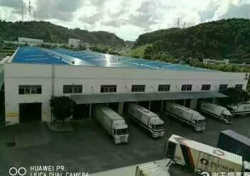 布吉坂田平湖20000平方米物流仓库招租可分租图片4