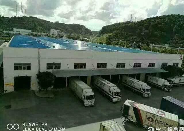布吉坂田平湖20000平方米物流仓库招租可分租