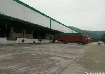 布吉坂田平湖20000平方米物流仓库招租可分租图片6