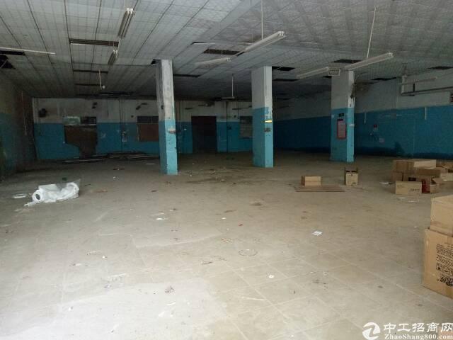 观澜福前路旁一楼适合做仓库厂房招租