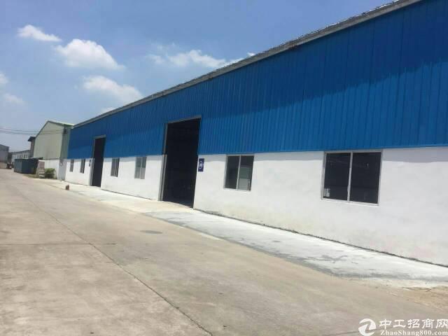 东城新出单一层铁皮房5000平方适合做小加工厂和仓库!接受污-图3