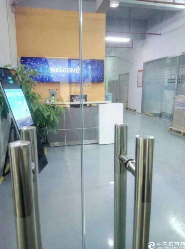 福永107国道新出600平带装修厂房