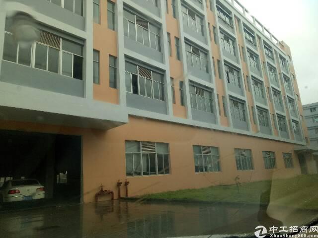 龙华原房东8400平带红本厂房出租