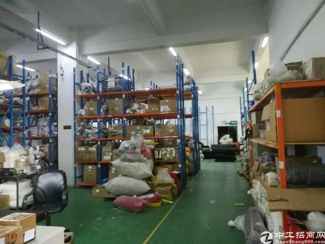 盐田  17500平 有卸货平台 层高7.5米物流仓出租