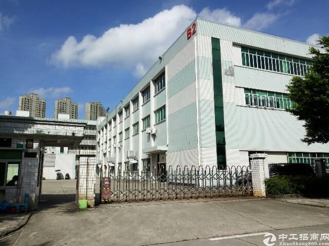 横沥镇三江工业区厂房出租4500平方 大小可分租