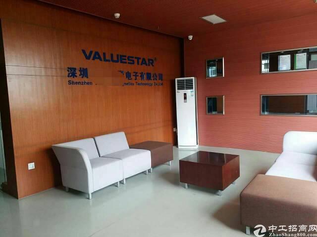 福永塘尾楼上1500平米带装修厂出租-图4