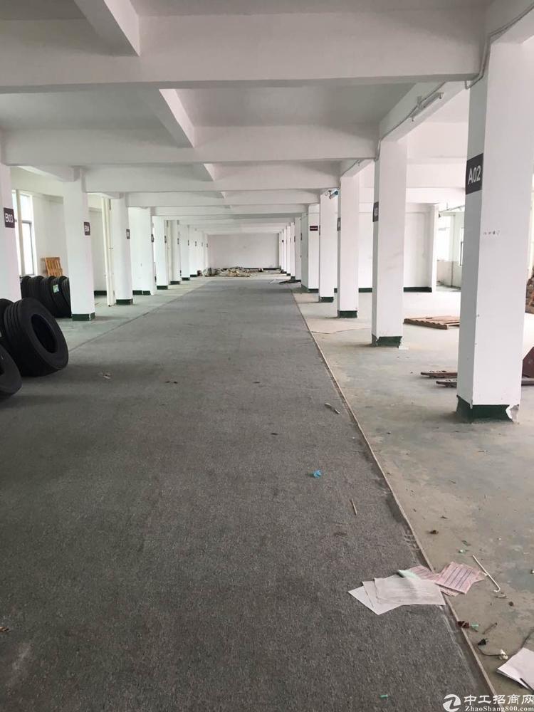 东莞东深二线广源物流园旁原房东实际面仓库出租