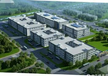 大型物流仓库厂房11万平米出租图片1