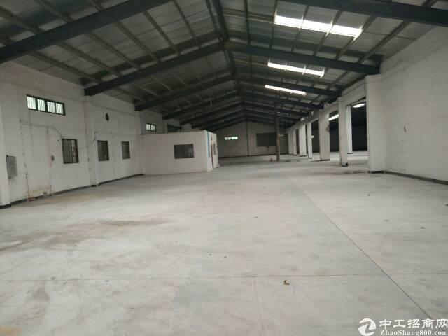 大朗莞樟路边单一层仓库3300平方招租-图2