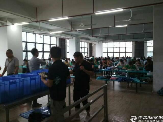 大型工业园区食堂,食堂,没错是食堂,黄江裕园食堂出租-图2