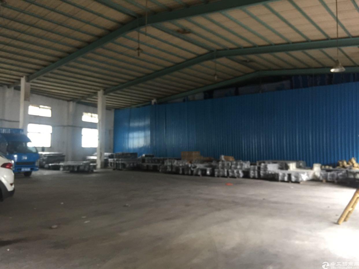 同乐一流的钢构厂房仓库-图2
