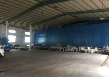 同乐一流的钢构厂房仓库图片2