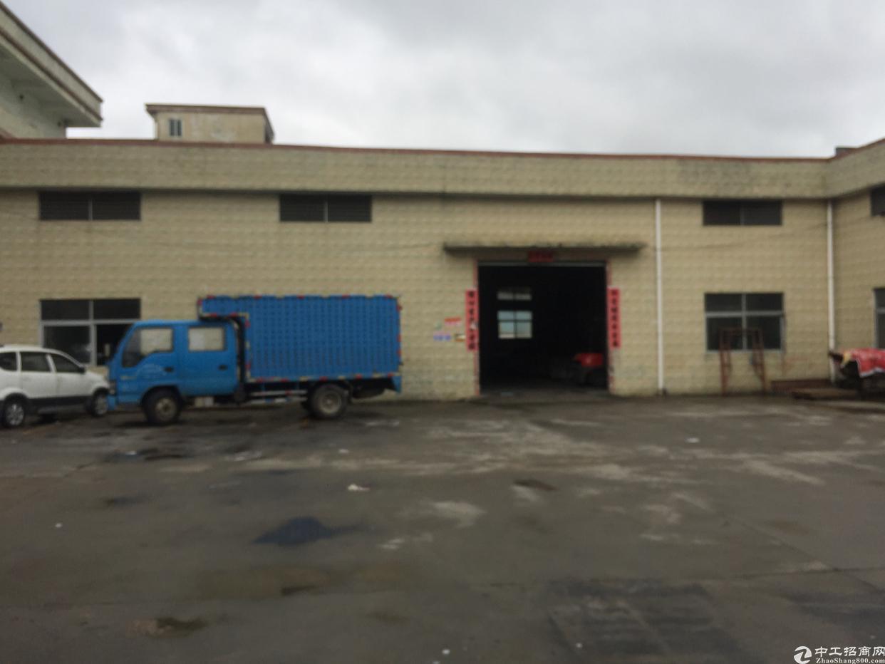 同乐一流的钢构厂房仓库