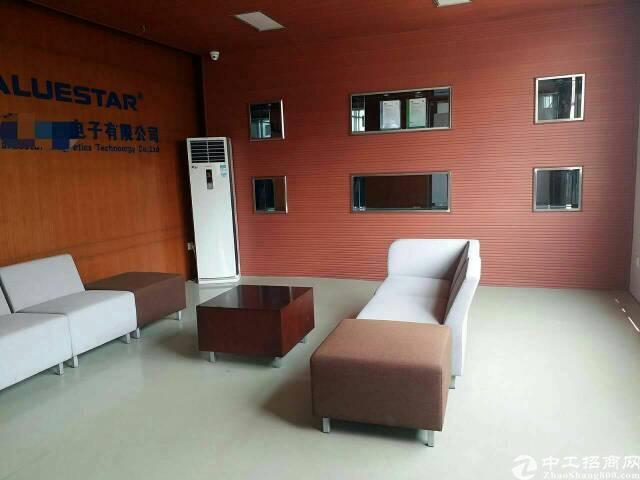 福永塘尾楼上1500平米带装修厂出租-图3