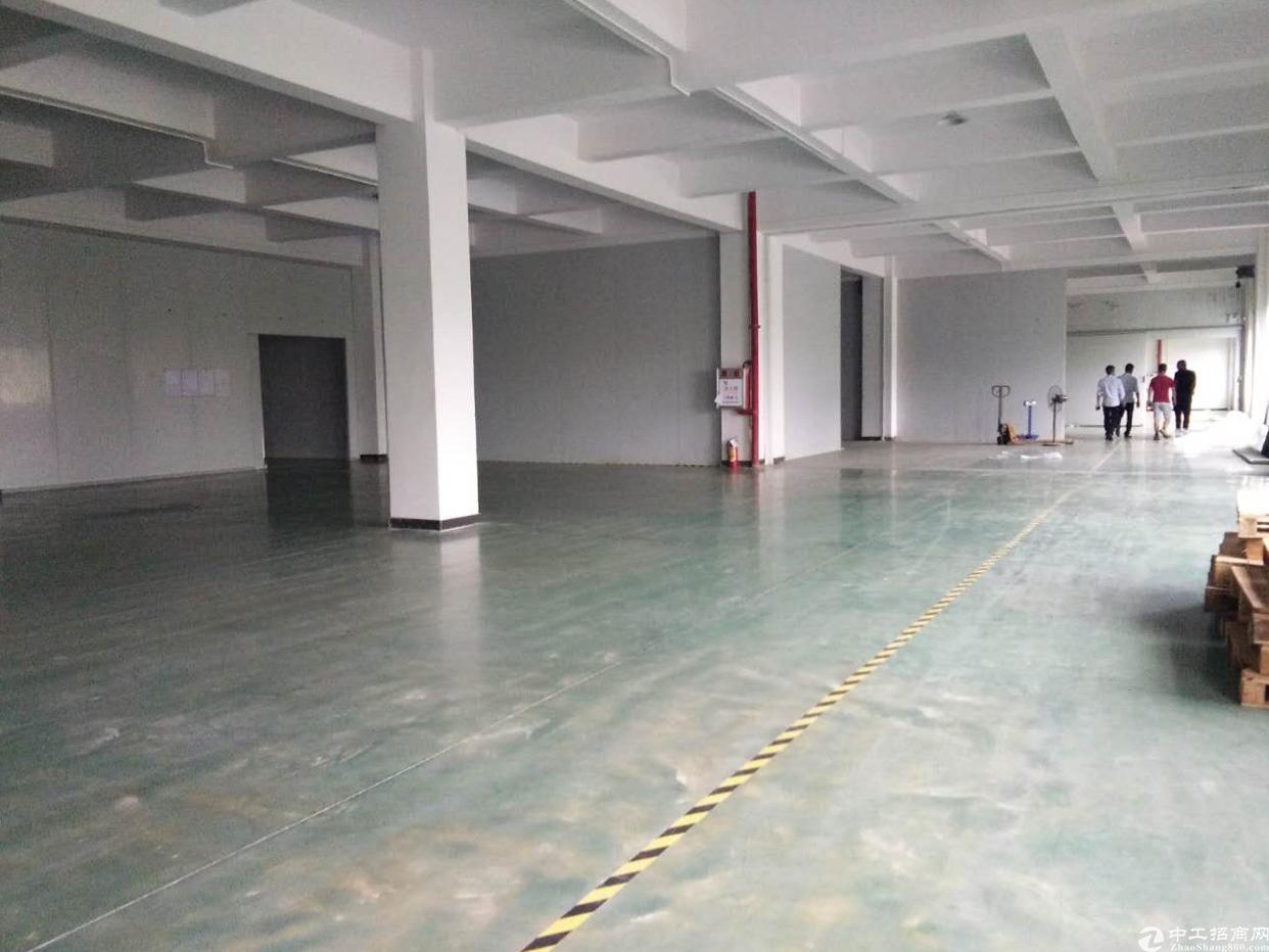 厚街三屯村现成锈花厂30000平方米出租