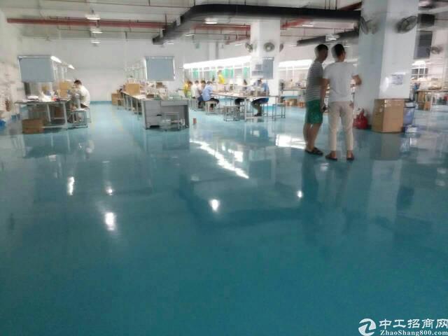 福永塘尾楼上1500平米带装修厂出租-图5