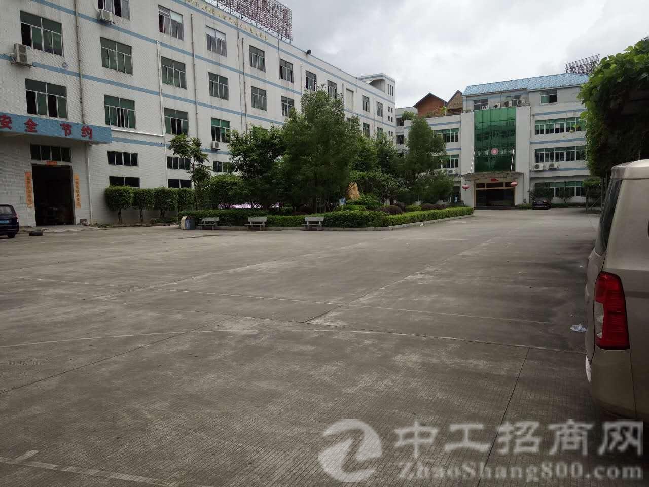 塘厦单一层独院2500平方厂房出租