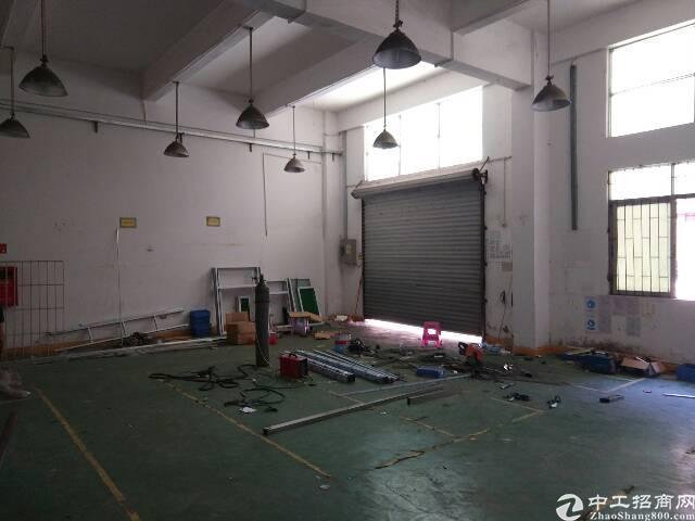 横岗原房东厂房一楼仓库出租约2500㎡-图3