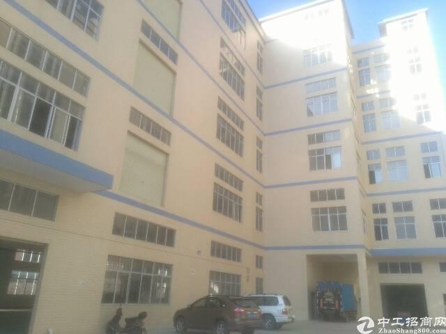 虎门大宁全新标准一楼7米高厂房招租面积2300平租9元