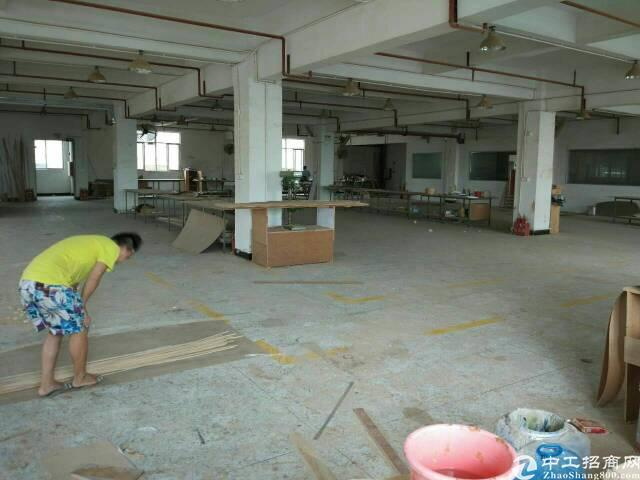 标准厂房600平方出租