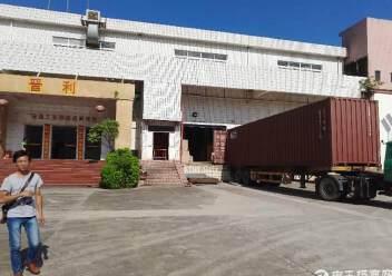 坪山物流仓库独栋厂房1-3层8000平图片4