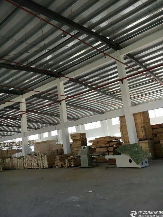 清溪镇新出标准物流仓库8000平方招租-图7
