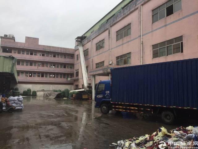 黄江黄牛埔独院厂房有红本有装修9300平方