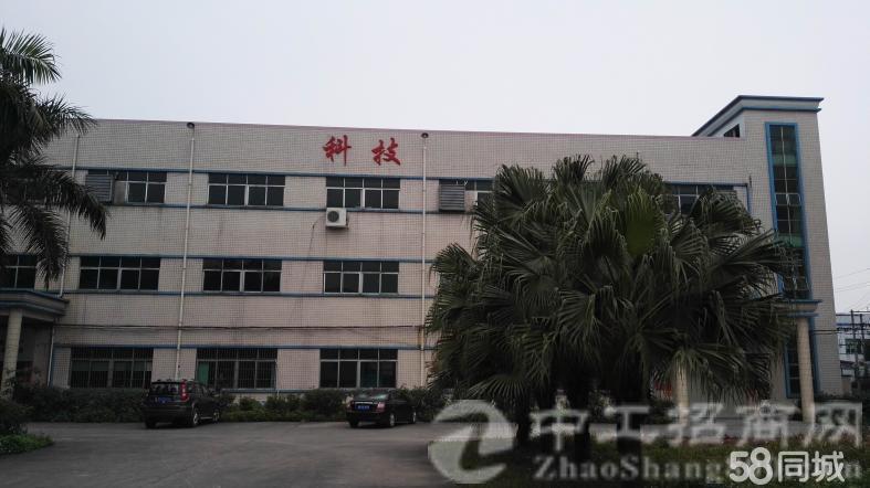 塘厦镇科苑城花园式厂房招租750平米