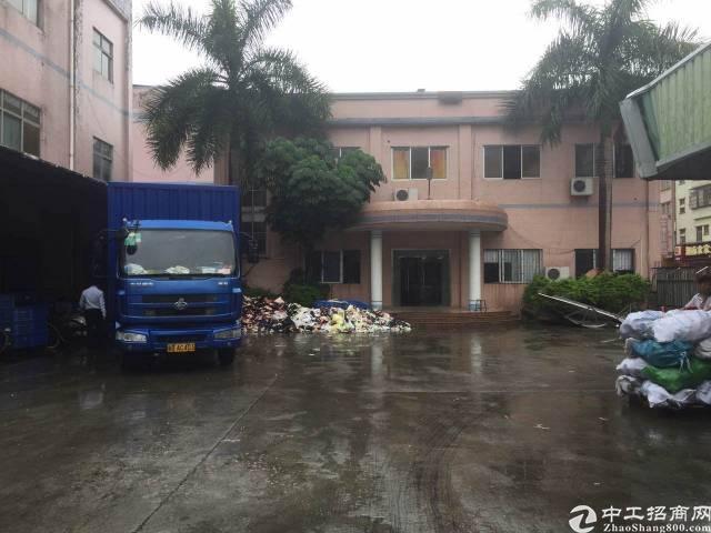 黄江黄牛埔独院厂房有红本有装修9300平方-图2