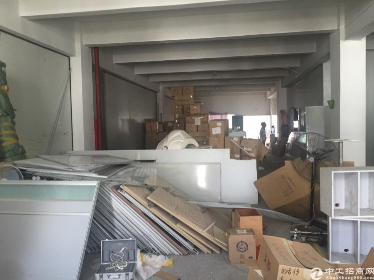 横岗永湖地铁站附近楼上精装修厂房出租-图4