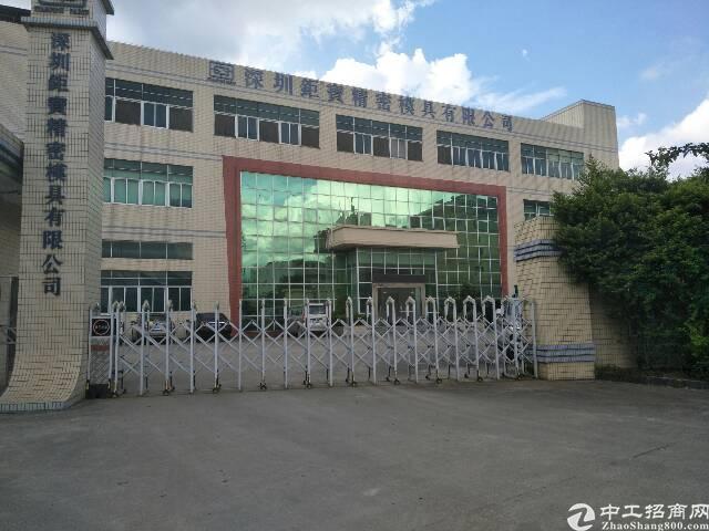 深圳光明根玉路原房东独院三层6000平实际面积出租
