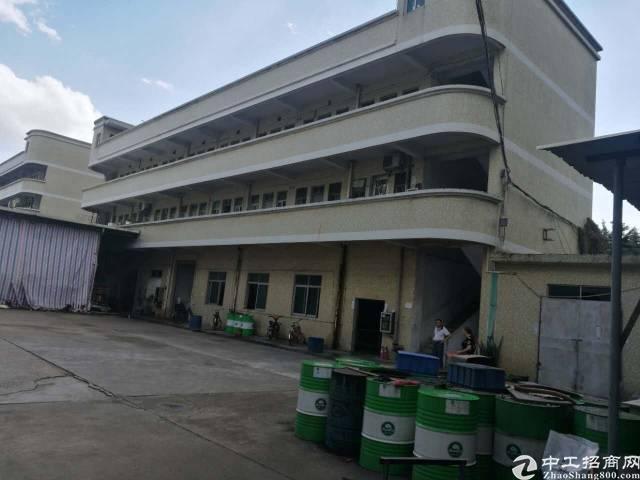 公明中心独院厂房4500平米