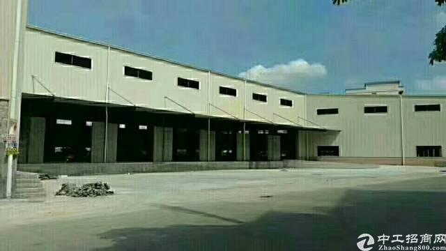 龙岗宝龙原房东全新独院仓库厂房  滴水8米 超大空地-图6
